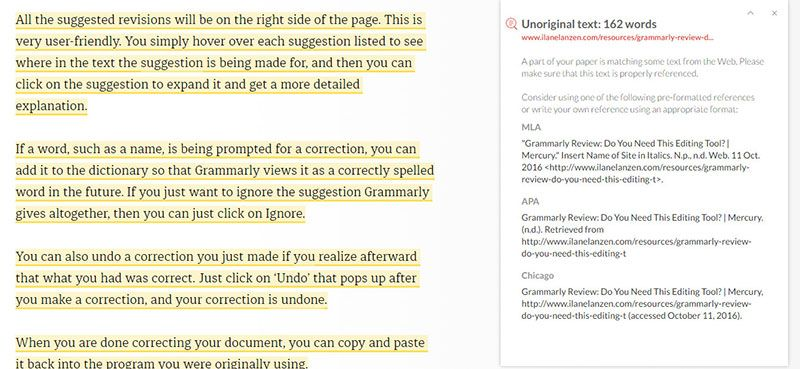 WordPress free plagiarism checker