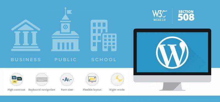 WCAG Compliance and Accessibility Ready WordPress Themes