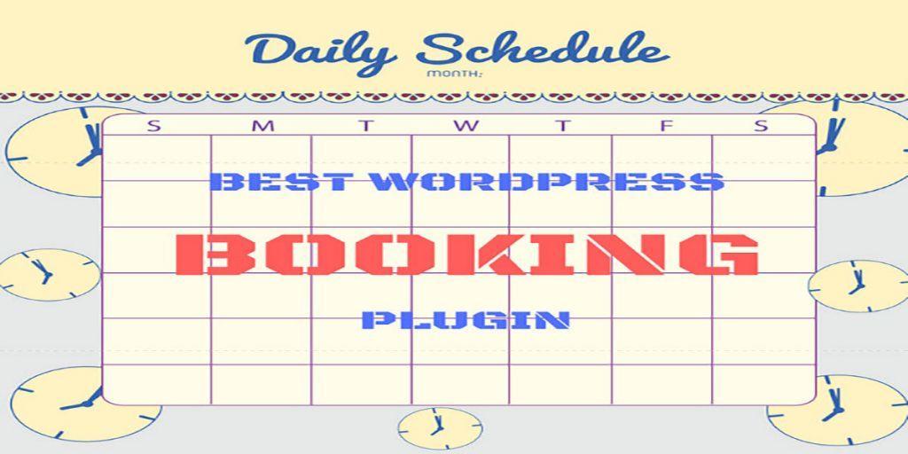 Best WordPress And WooCommerce Booking Plugin? Comparison