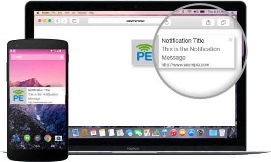 push notification wordpress plugin free