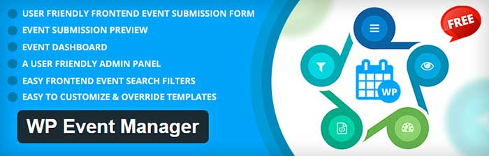 WP Event Manager Plugin review