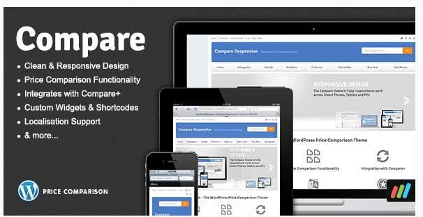 compare WordPress theme review