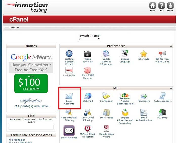 configure smtp wordpress