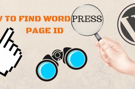 How To Find WordPress Page ID Without Plugin?