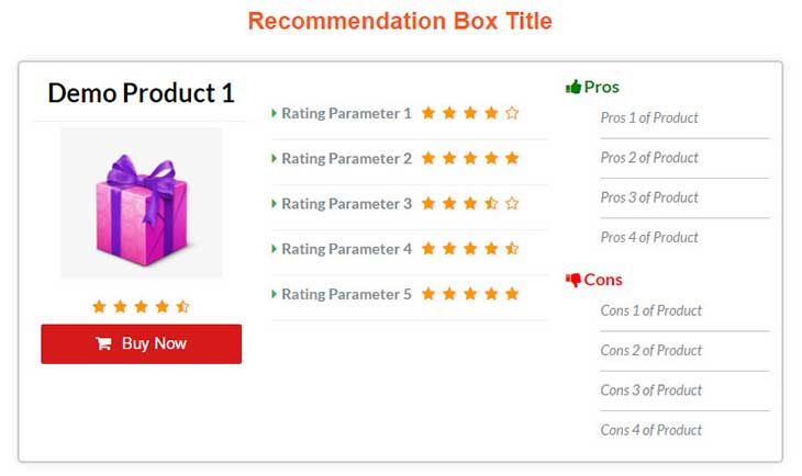 schema ninja content recommendation