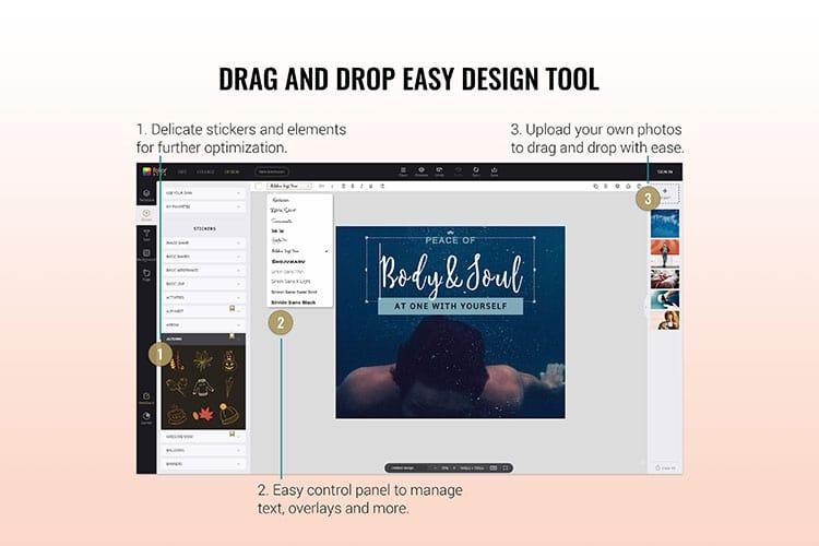 fotor graphic design