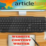 Article Forge Review content writer