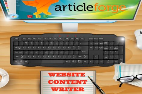 Article Forge Review | Just Another Website Content Writer?