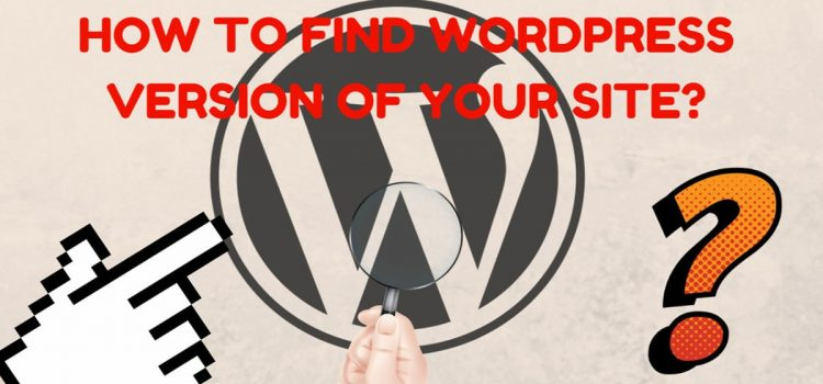How To Find WordPress Version You Have Installed