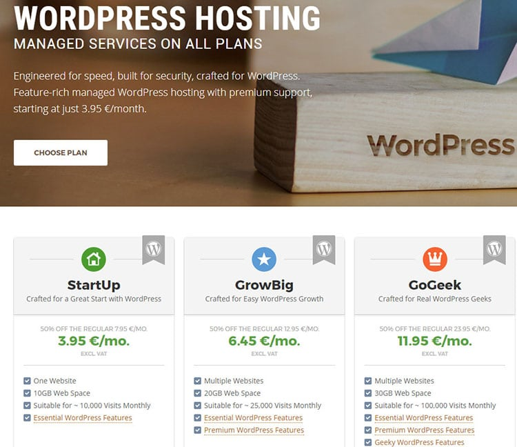 siteground WordPress hosting reviews comparison