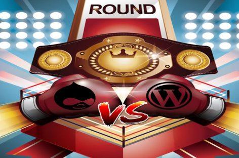 Drupal vs WordPress | CMS Comparison Which To Choose?