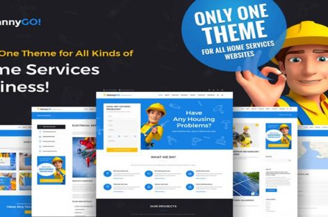 JohnnyGo Theme Review | Ultimate WordPress Theme For Home Remodeling Businesses