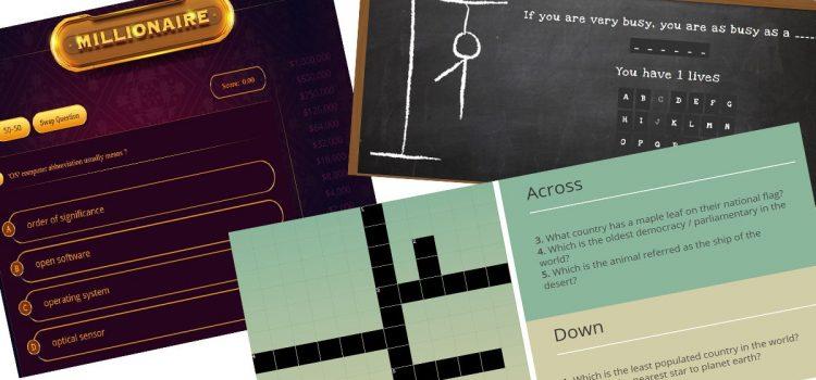 Wisdm Games for WordPress Review