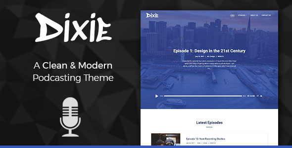 Dixie Theme review podcast