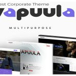 Wapuula theme review corporate site