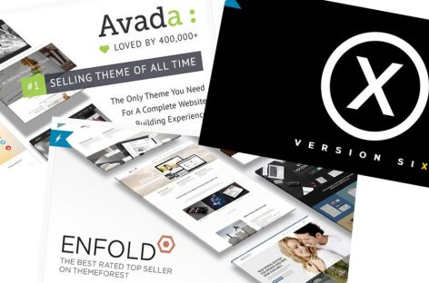 Avada vs X Theme vs Enfold | Comparing Best Selling ThemeForest Themes