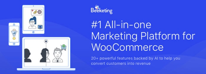 marketing solution for woocommerce