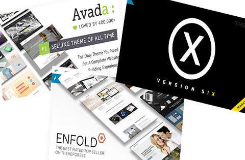 themeforest best selling themes comparison