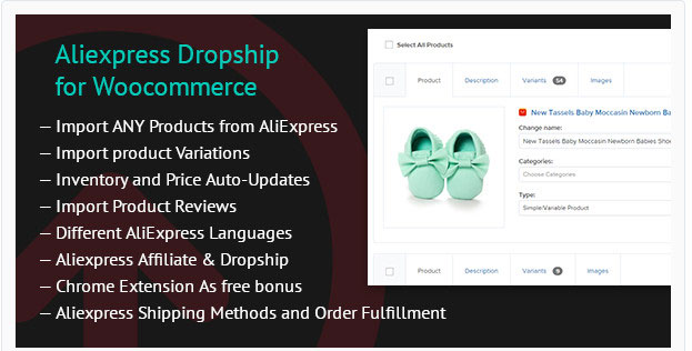 woocommerce dropshipping plugin for aliexpress