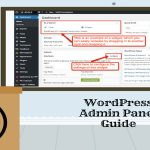 wordpress admin panel guide