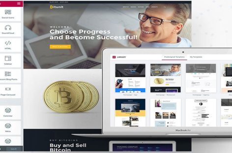 Bitunit Theme Review | Ultimate Cryptocurrency WordPress Theme