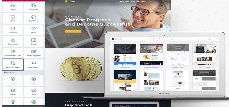 Bitunit Theme Review Cryptocurrency WordPress