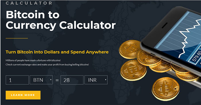 bitcoin to currency calculator