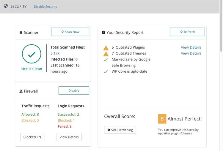 wordpress vulnerability scanner online