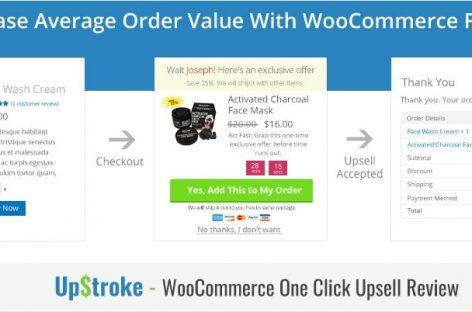 How To Create WooCommerce One Click Upsells Funnels? | UpStroke Review