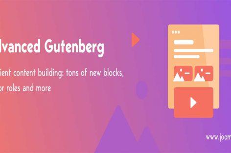 Advanced Gutenberg Review | Add Enhancements To Gutenberg Editor