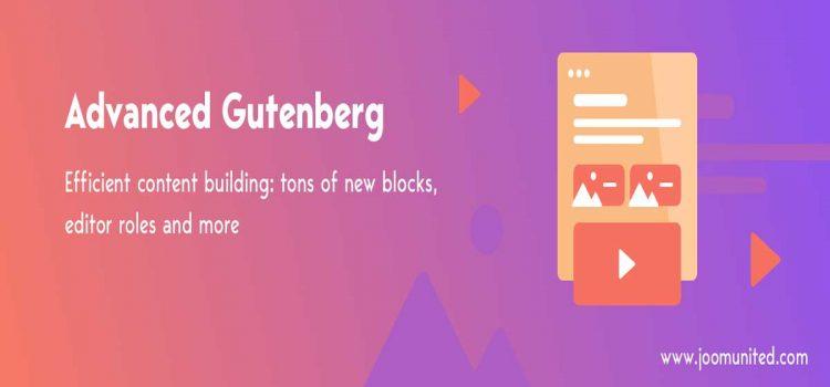 Advanced Gutenberg Review