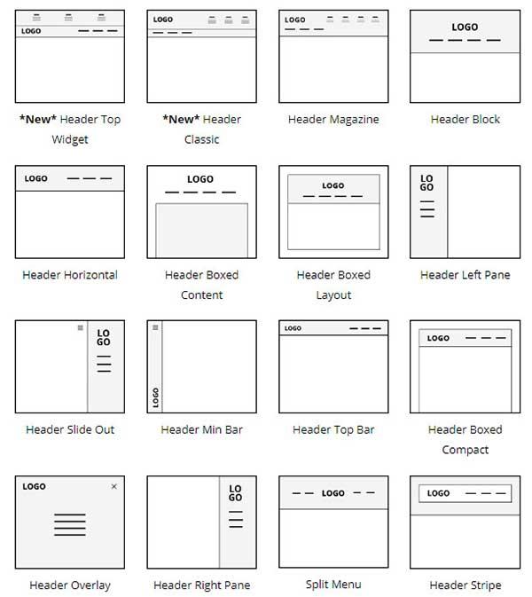 themify ultra theme smart layout