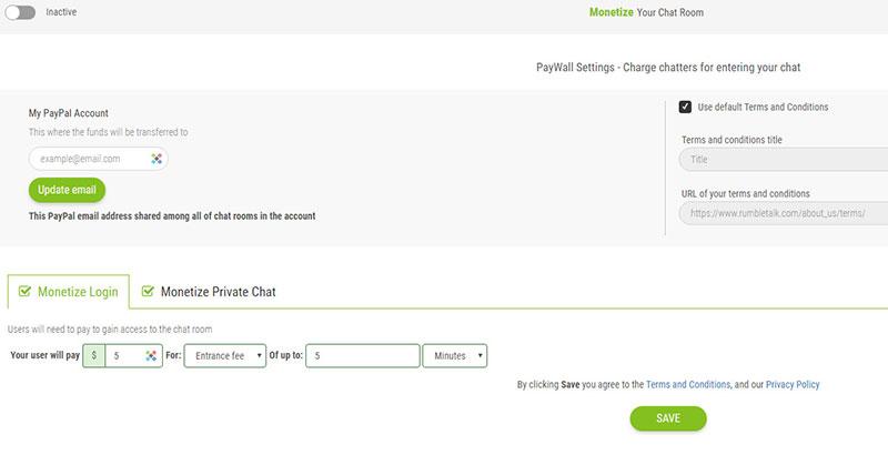 paywall monetize chat wordpress plugin