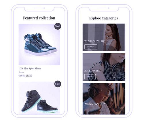 astra theme mobile optimization options
