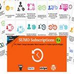 sumo subscriptions woocommerce plugin