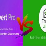 Thrive Leads vs Convert Pro Comparison | Which is Better?