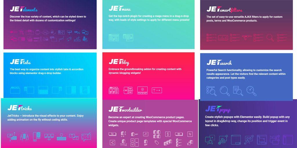 best elementor widgets jet plugins review
