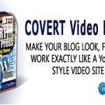 covert video press theme review