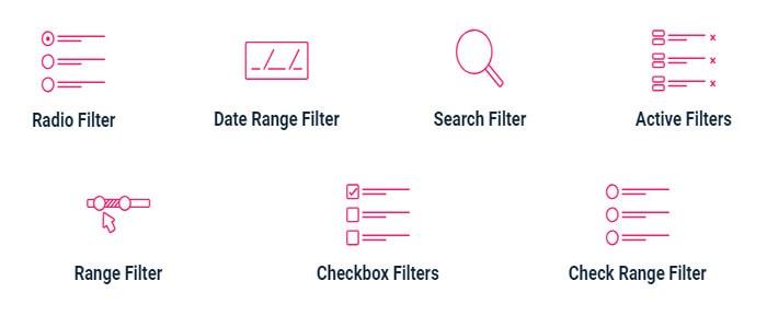 elementor smart filters addon