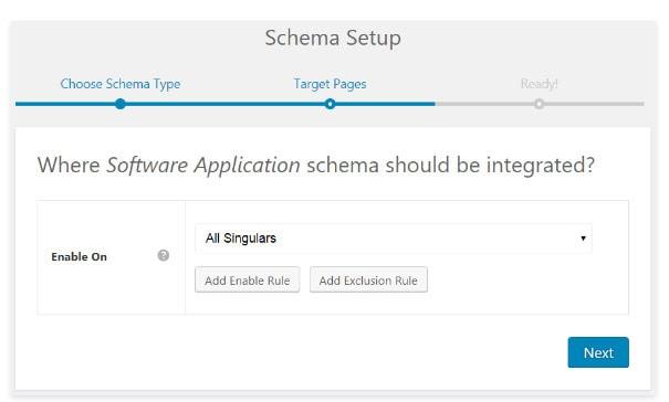 schema markup wordpress
