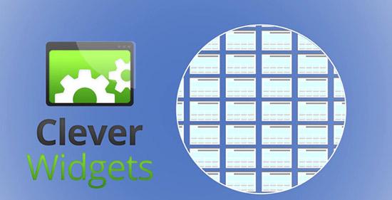 show different widgets based on targeting wordpress