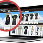 wordpress shirt store theme