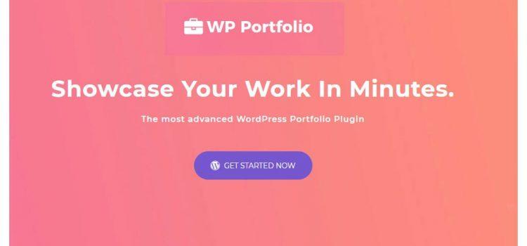 wp portfolio review