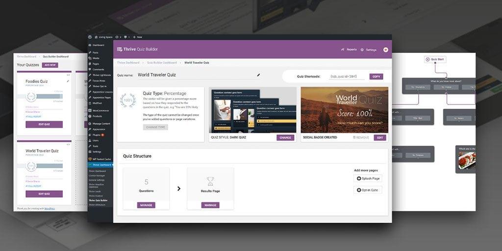 Thrive Quiz Builder Review | Worthy WordPress Quiz Builder