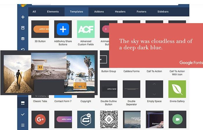 Visual Composer Website Builder paid
