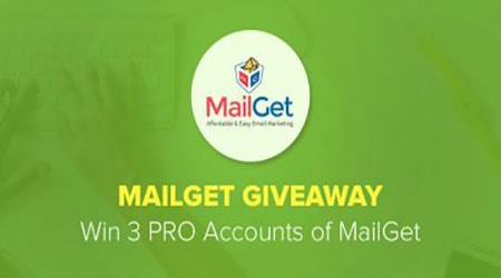 mailget giveaway