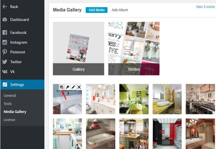 social rabbit media gallery