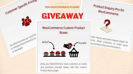 wisdmlabs woocommerce extensions giveaway