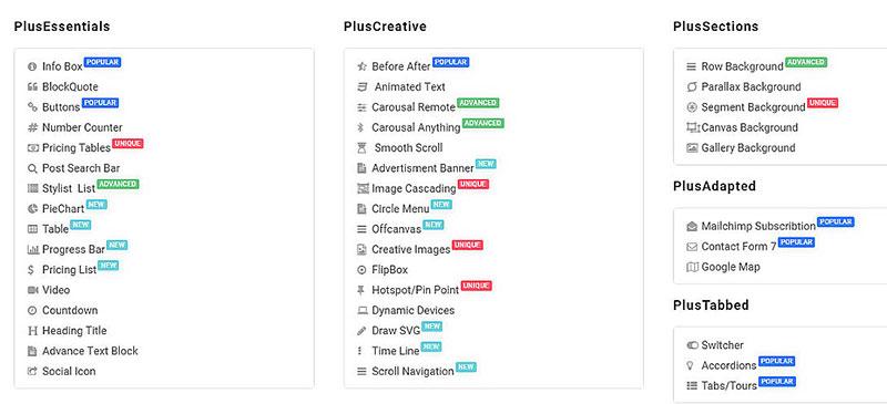 Custom post type related widgets for Elementor