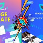 Monstroid vs Monstroid2 Features Comparison   What's The Difference?